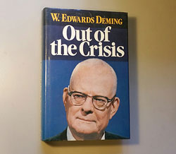 Deming: Out of the crisis