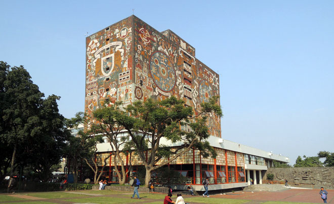 National Library of Mexico